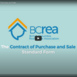 BCREA Contract of Purchase and Sale