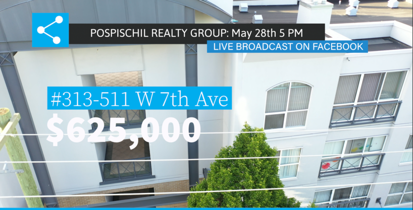 313-511 W 7th Ave, Vancouver