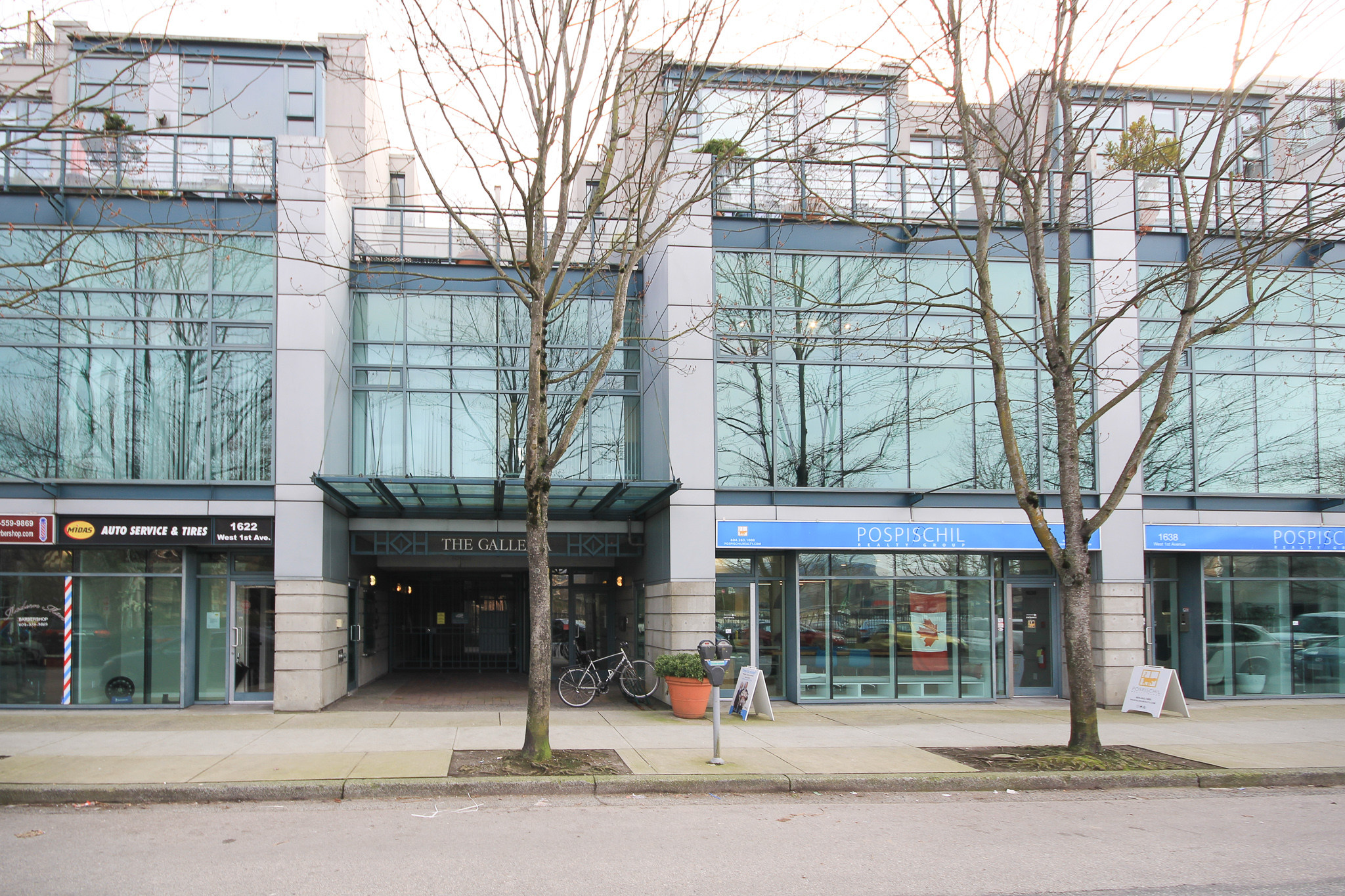 #406-1630 W 1st Ave, Vancouver, BC